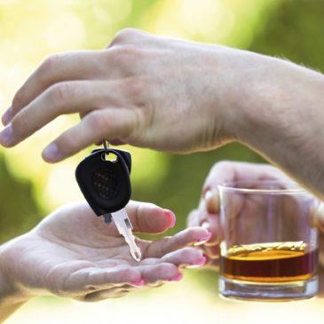 Οδήγηση υπό την επήρεια αλκοόλ