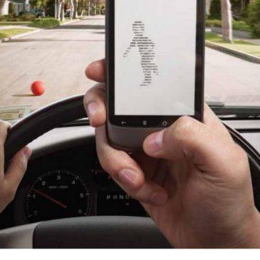 Οδήγηση και Κινητό Τηλέφωνο